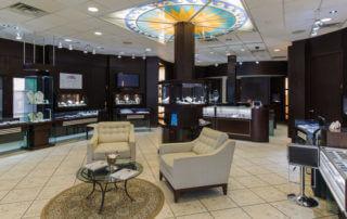 rice village diamonds Houston interior picture