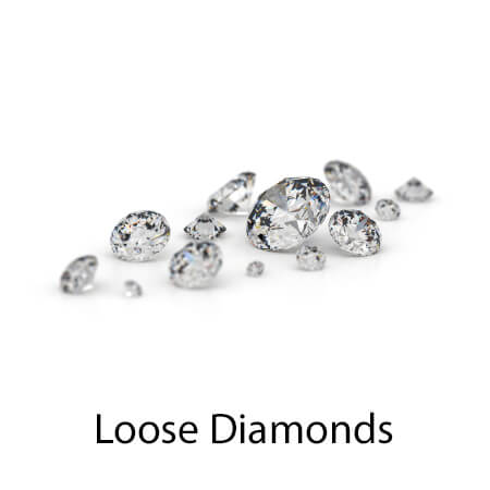 loose diamonds education