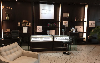 Houston jewelry store interior picture