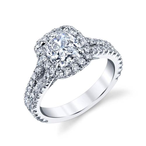 rm 8218 - Wedding Rings Houston