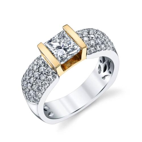 smt1499 - Wedding Rings Houston
